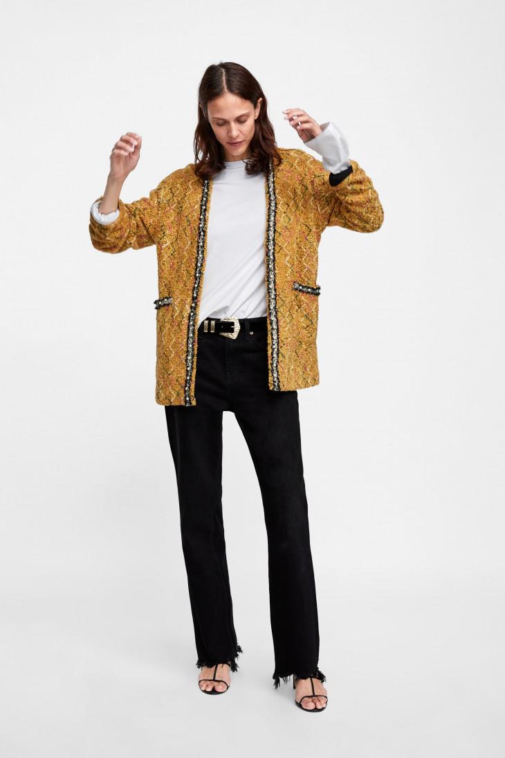Купить Модные Кардиганы 2018 Фото