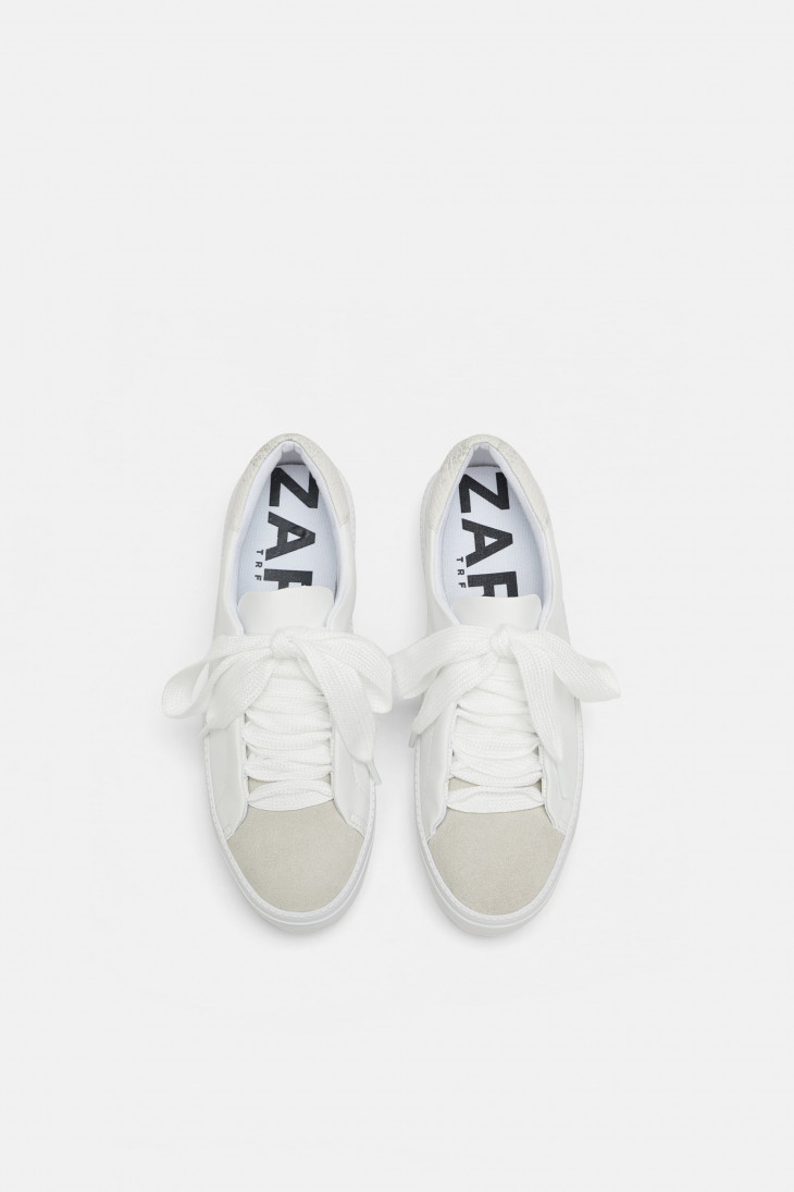 модная обувь на осень 2018 зара