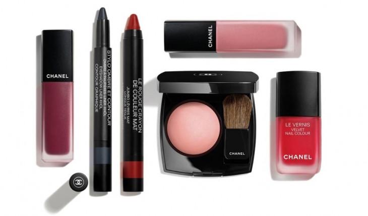 коллекции макияжа осень 2018