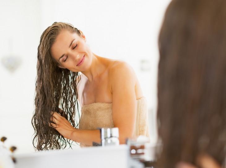 аргановое масло для волос применение