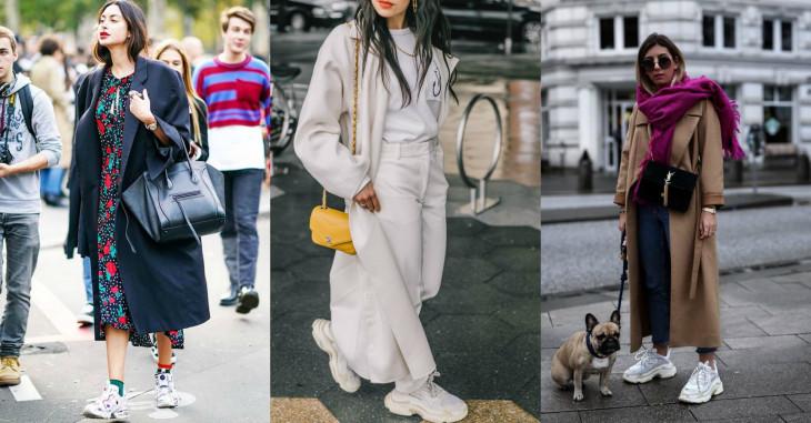 19a36703 Модные тренды на осень 2018: с чем носить новый тренд уродливые ...