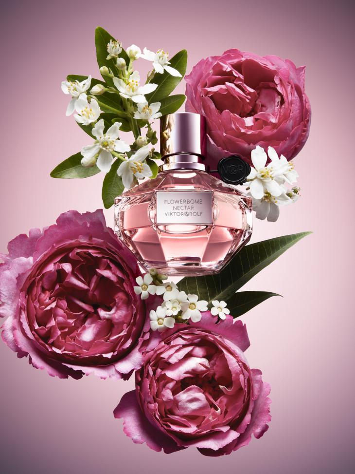 Новый аромат от Viktor&Rolf FlowerBomb Nectar