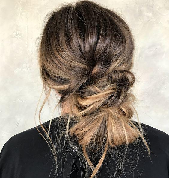 мелирование волосы