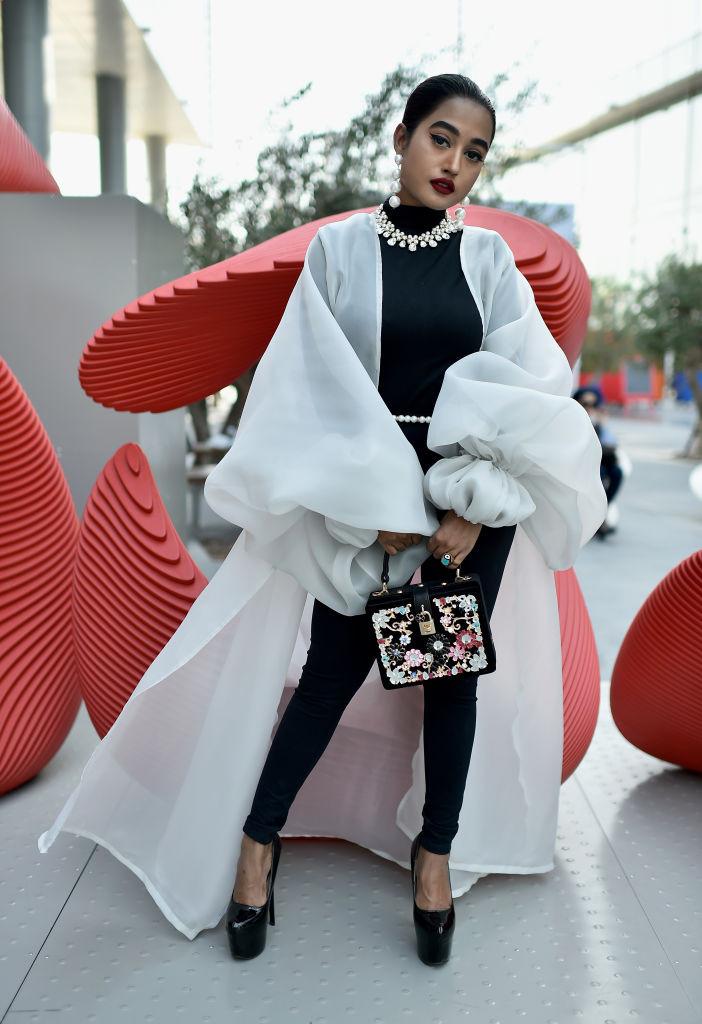 мода осень 2018 кимоно