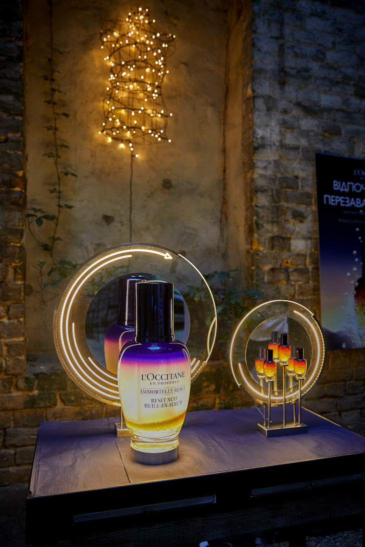 Reset Immortelle L'Occitane
