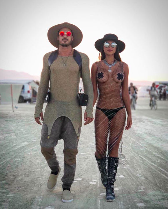burning man 2018 костюмы