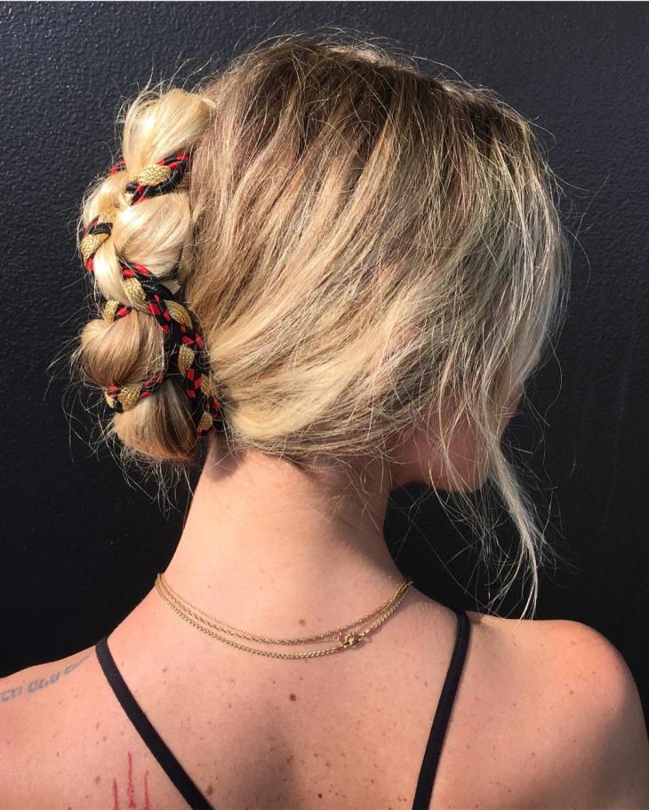 аксессуары для волос 2018