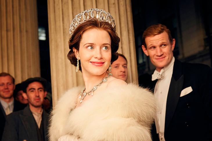 лучшие исторические сериалы - корона