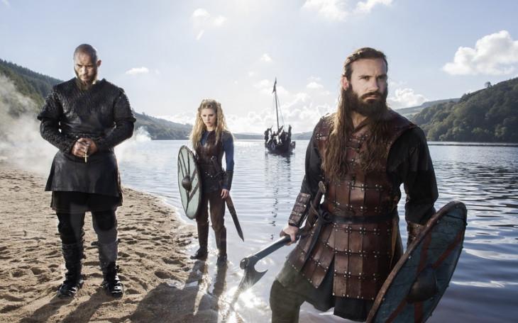 исторические сериалы - викинги