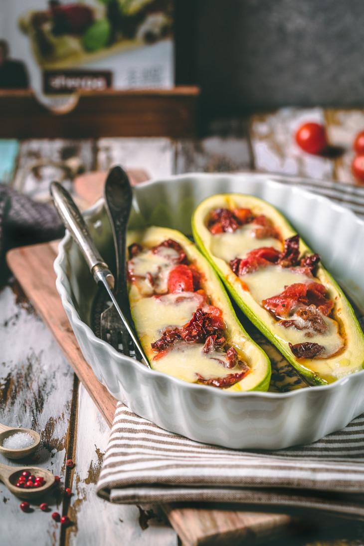 правильное питание - фаршированные овощи