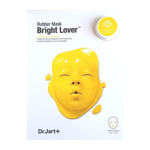 отбеливающие маски Dr. Jart Bright Lover Rubber Mask