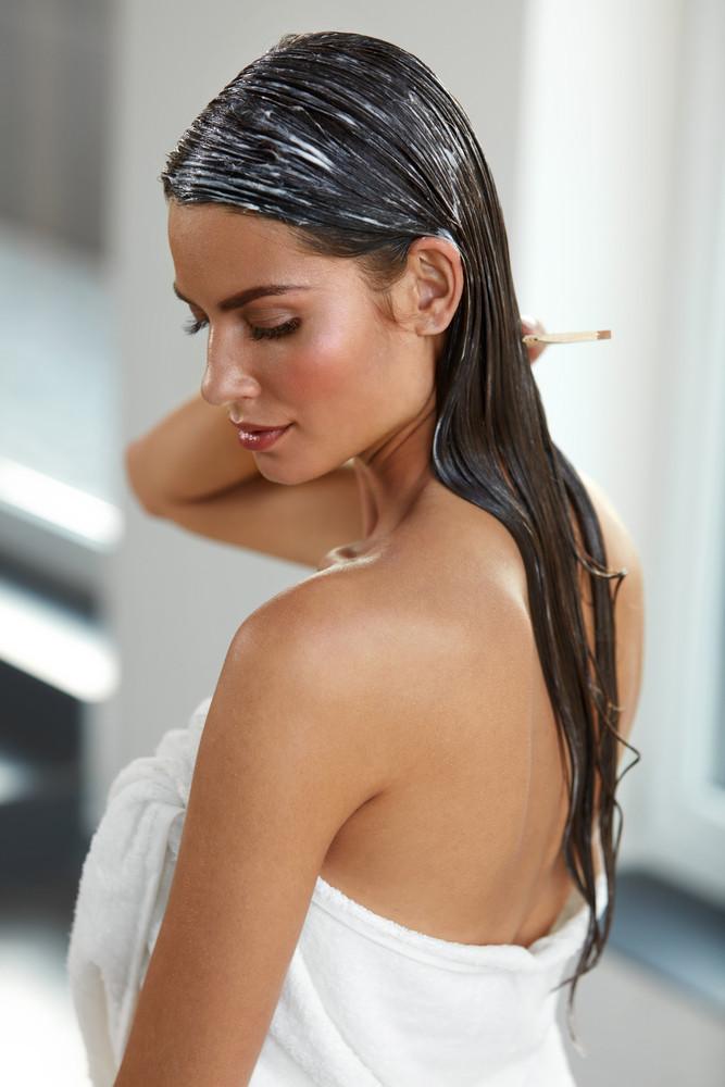 сухие волосы маска для сухих волос