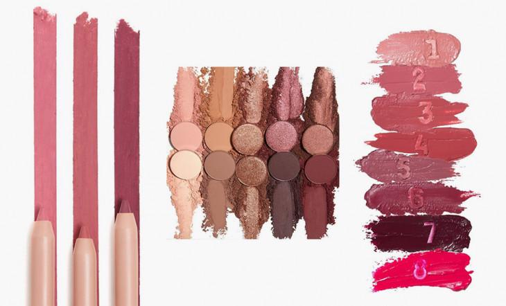 260 долларов – и она твоя: что интересного в новой коллекции макияжа Ким Кардашьян Cherry Blossom?