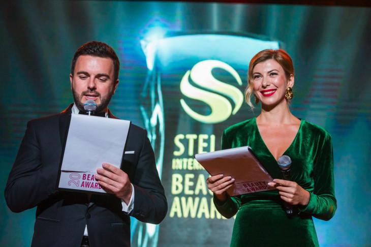 Stella International Beauty Awards Киев