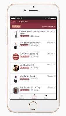 MakeupAlley приложение