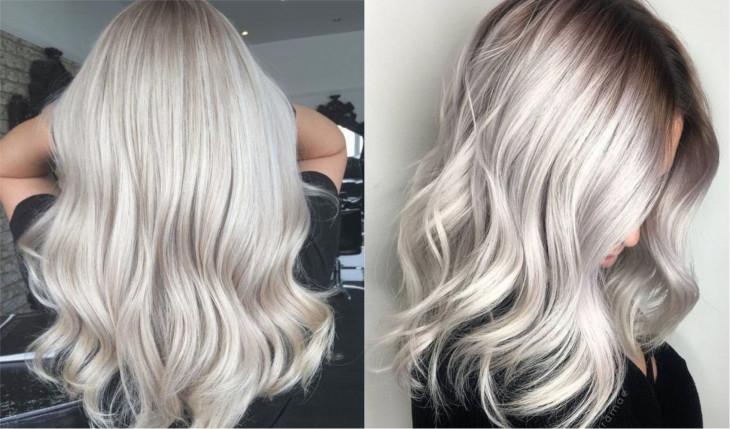 холодные оттенки блонда