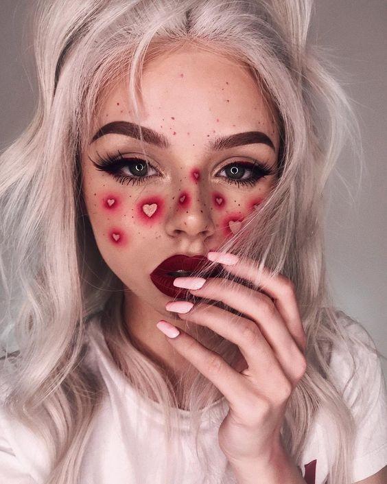 образ на хэллоуин 2018