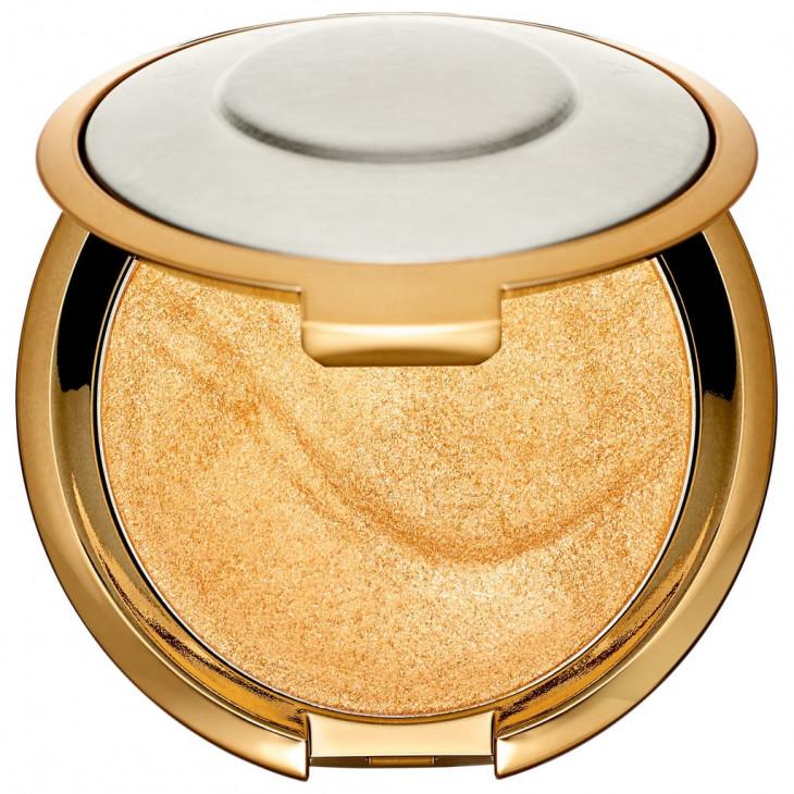 Хайлайтер Shimmering Skin Perfector Pressed Highlighter in Gold Lava от Becca