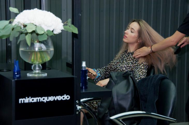 Miriam Quevedo укладка волос