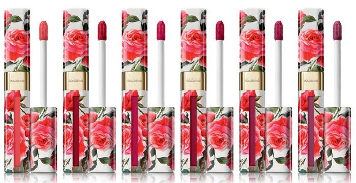 Помада Dolcissimo Liquid Matte Lipcolor от Dolce & Gabbana