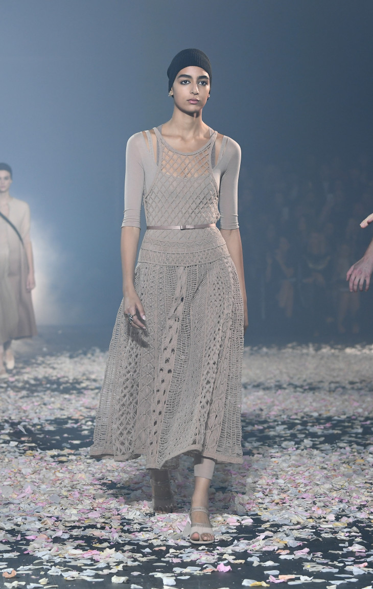 коллекция Dior весна-лето 2019