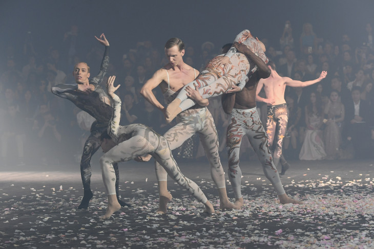 показ Dior SS 2019