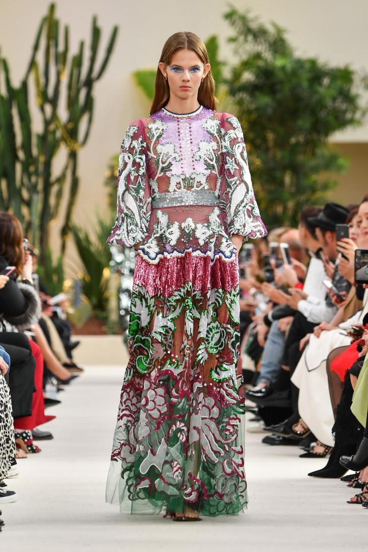 Коллекция Valentino весна-лето 2019 — новая глава в истории модного Дома рекомендации
