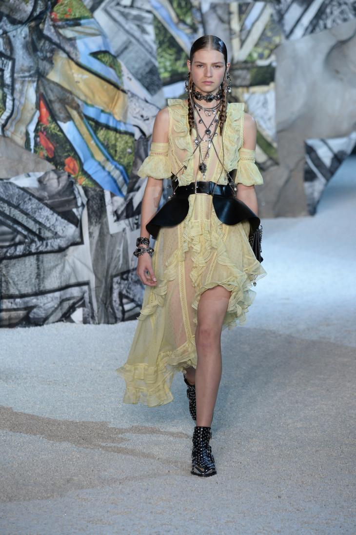 Неделя моды в Париже SS`19