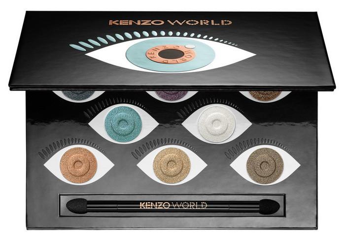 Палетка теней Kenzo World Eye Palette от Kenzo