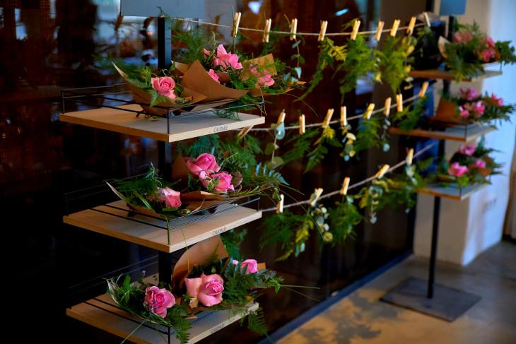 розы презентация Vinopure от Caudalie