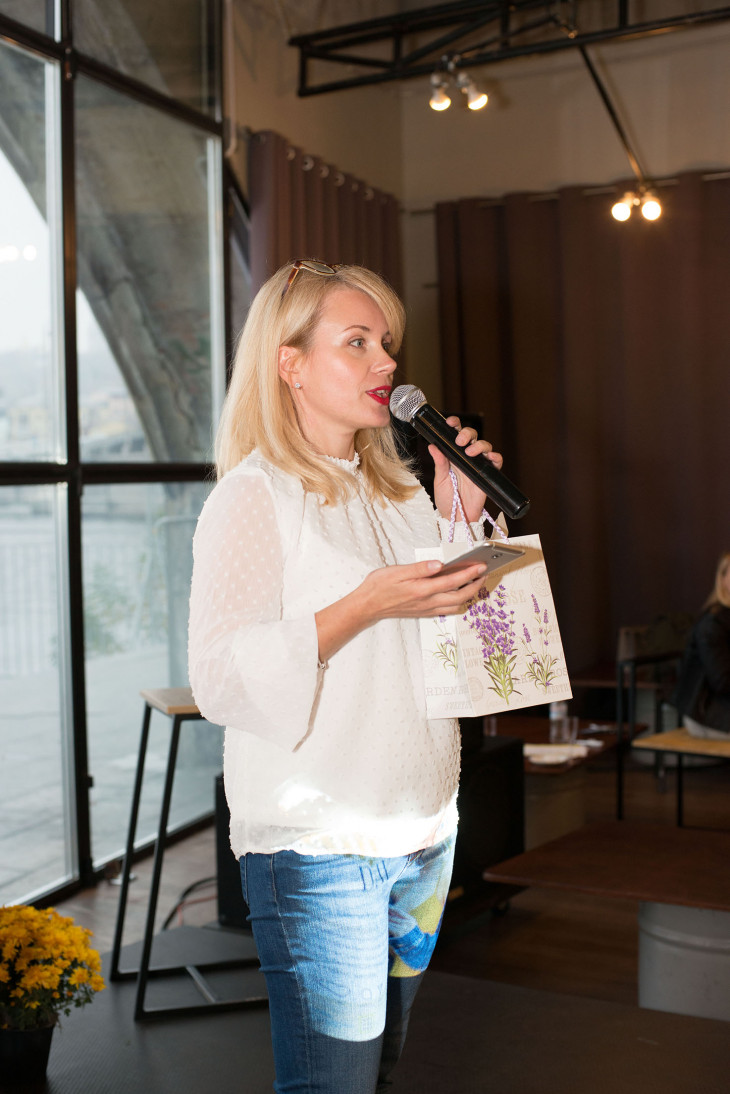 Маркетинг директор компании Старбьюти Ольга Курпита подвела итоги итоги конкурса в соц сети