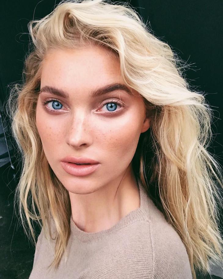 тренды макияжа 2018
