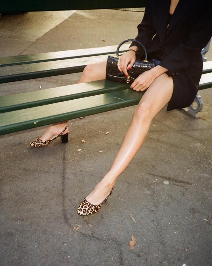 модные туфли с леопардовым принтом