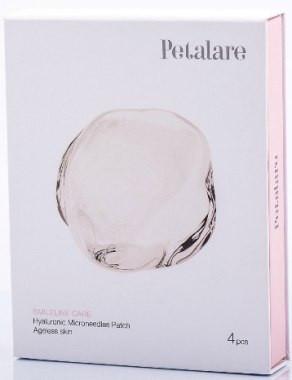 патчи для носогубных складок Petalare Smileline Care