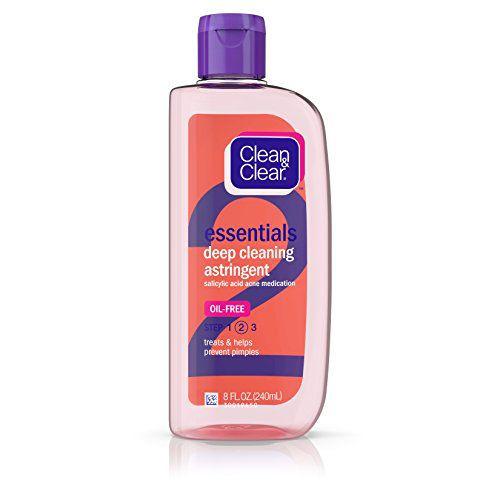 Clean & Clear тонер для лица