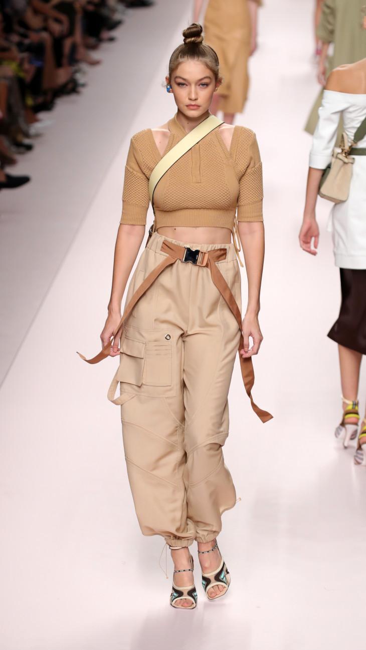 Фенди, Fendi, неделя моды в Милане