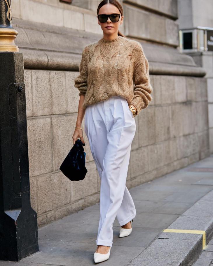 какие свитера в моде в 2019