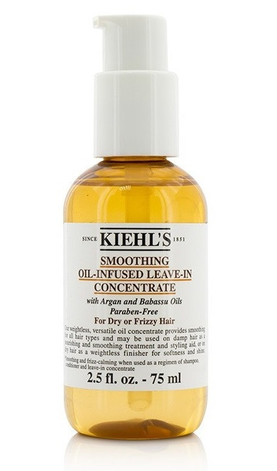 Масло Smoothing Oil-Infused Leave-In Concentrate от Kiehl's