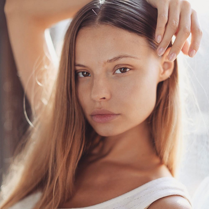 Магдалена Фраковяк как бороться с отеками под глазами