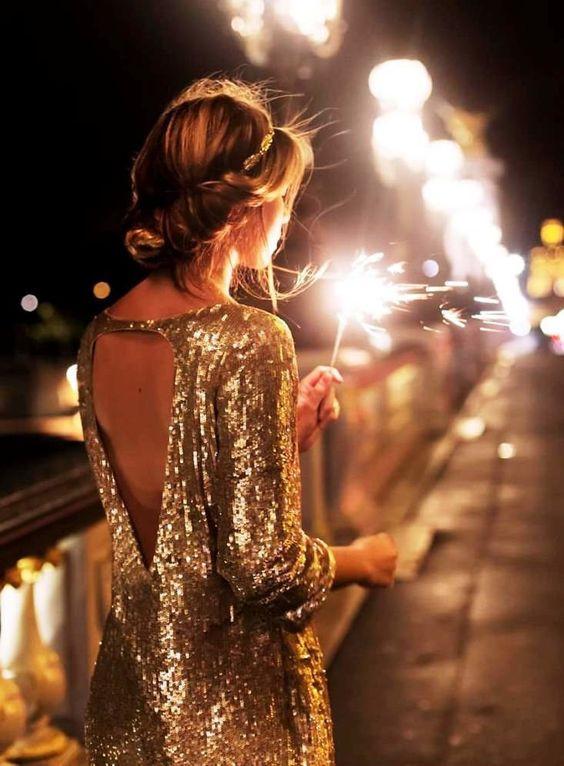 что одеть на новый год 2019