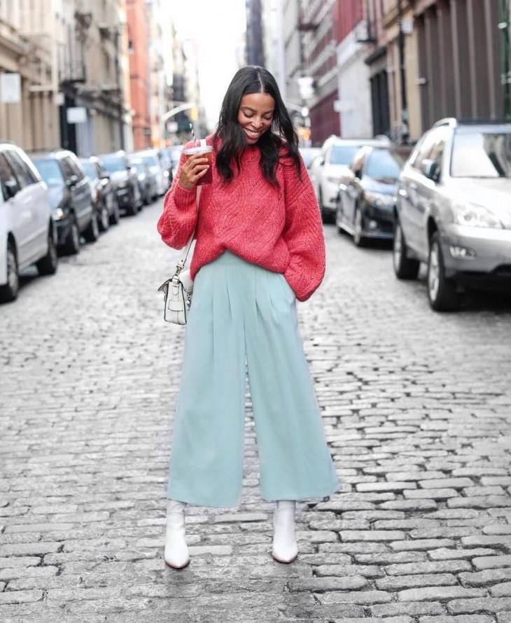 модный свитер на зиму 2019