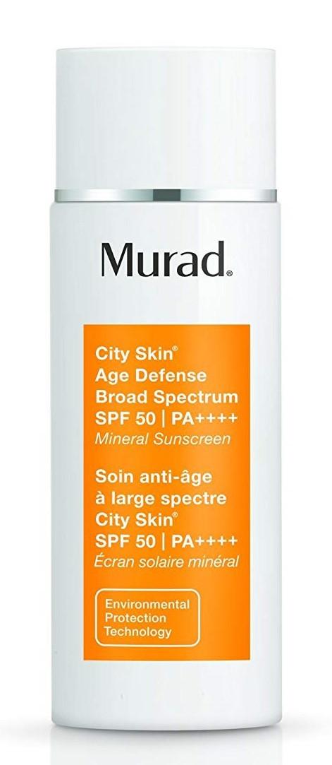 Крем City Skin Broad Spectrum SPF 50 | PA ++++  от Murad