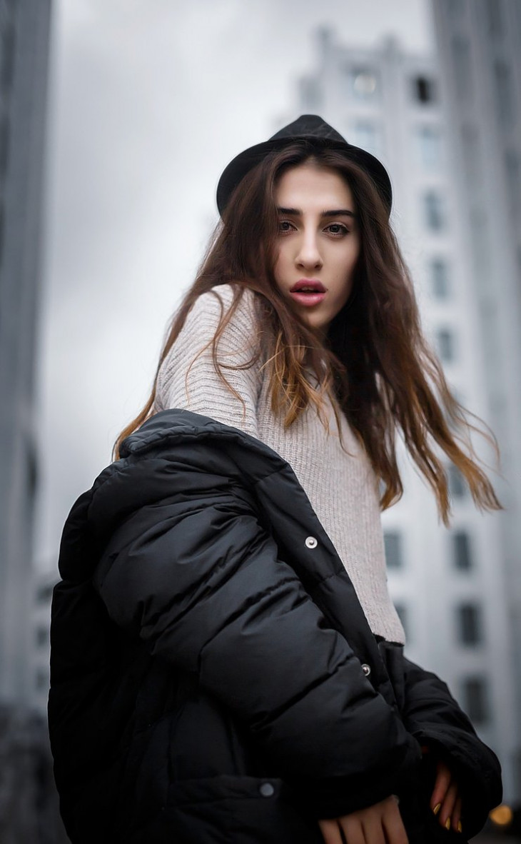 Софи Топ-модель по-украински