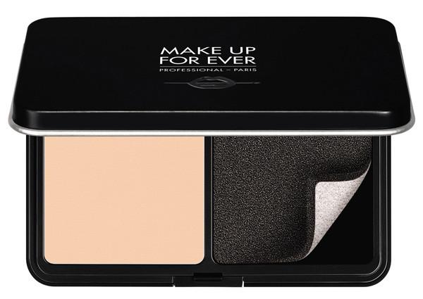 Пудра Matte Velvet Skin Blurring Powder Foundation от Make Up For Ever