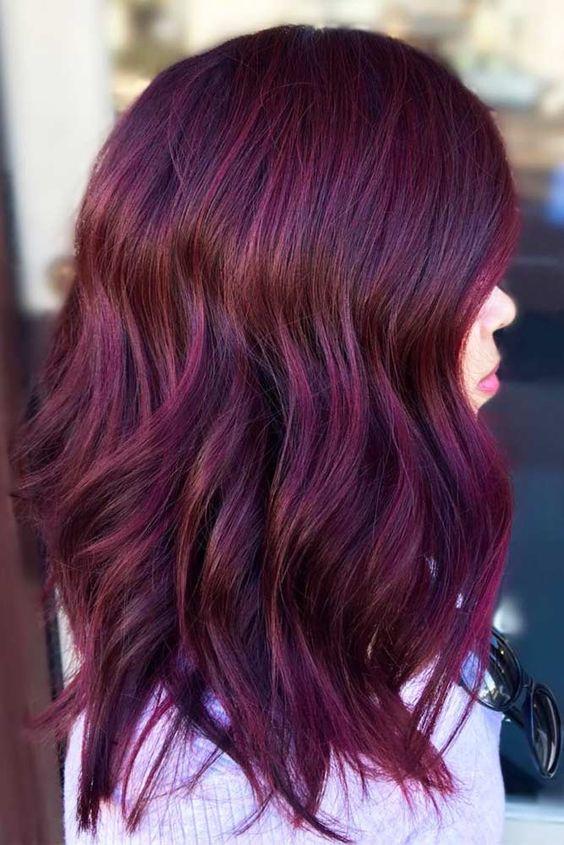 Модное окрашивание волос года: фото, модные цвета