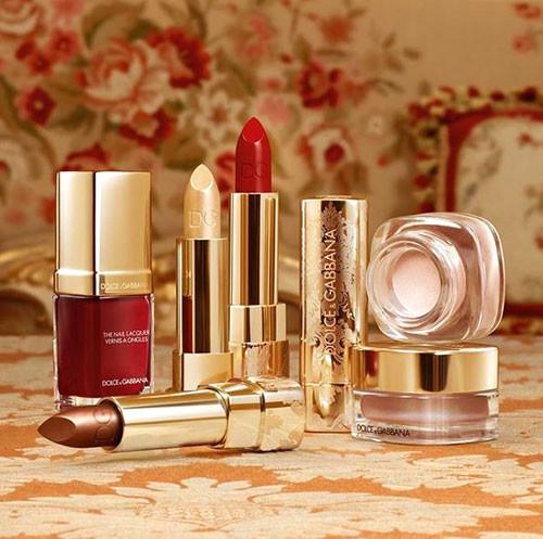 новогодние коллекции макияжа