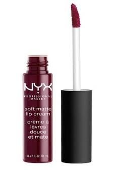 Жидкая помада Soft Matte Lip Cream от NYX Professional Makeup