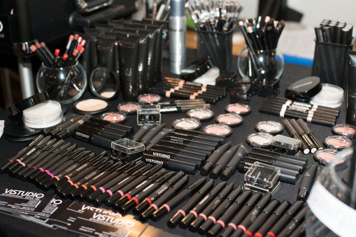 ViSTUDIO косметика макияж