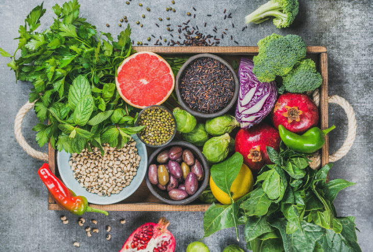 здоровое питание бобовые
