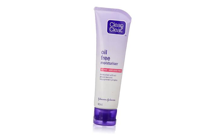 увлажняющий крем для жирной кожи - Clean And Clear